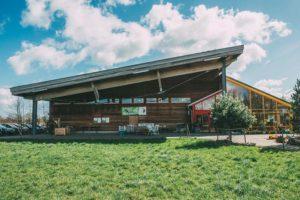 Lammertzhof Hofmarkthalle (Foto: Hojabr Riahi)