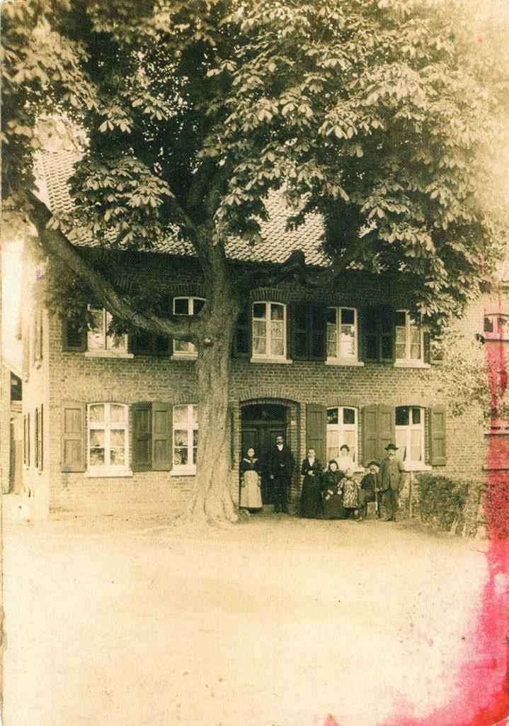 Lammertzhof 19. Jahrhundert