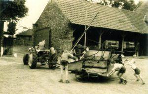 Der Lammertzhof in den 1960er Jahren (2)