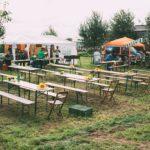 Vorbereitung Hoffest 2015